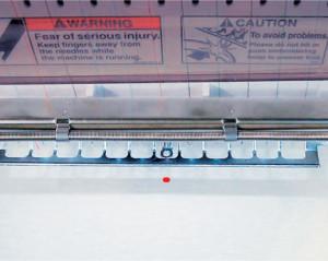 Laser-Position-Marker