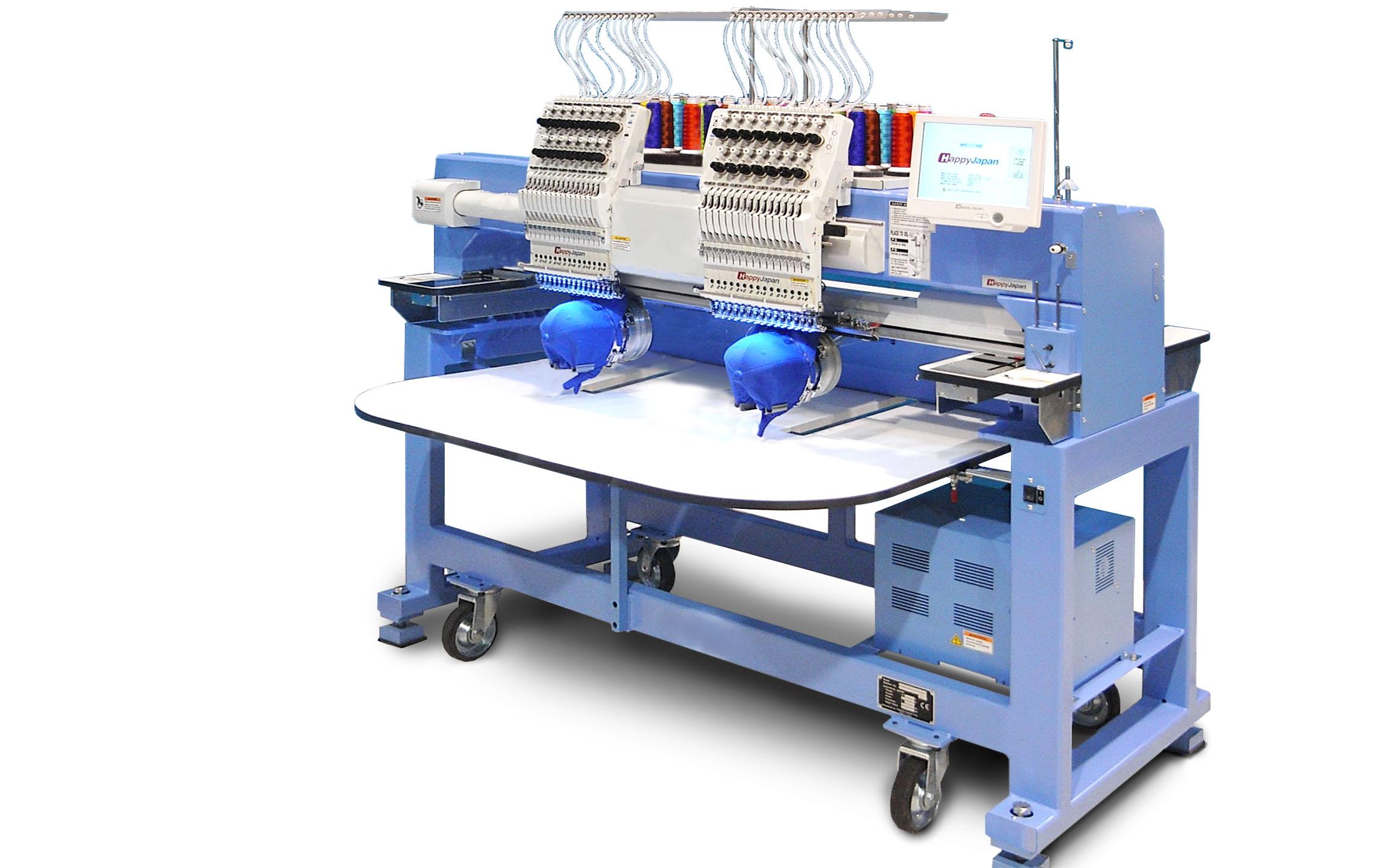 Vyšívací stroj HAPPY HCR3-1502